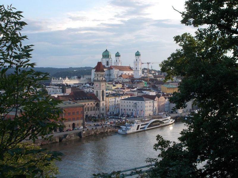 View Over Passau - Passau