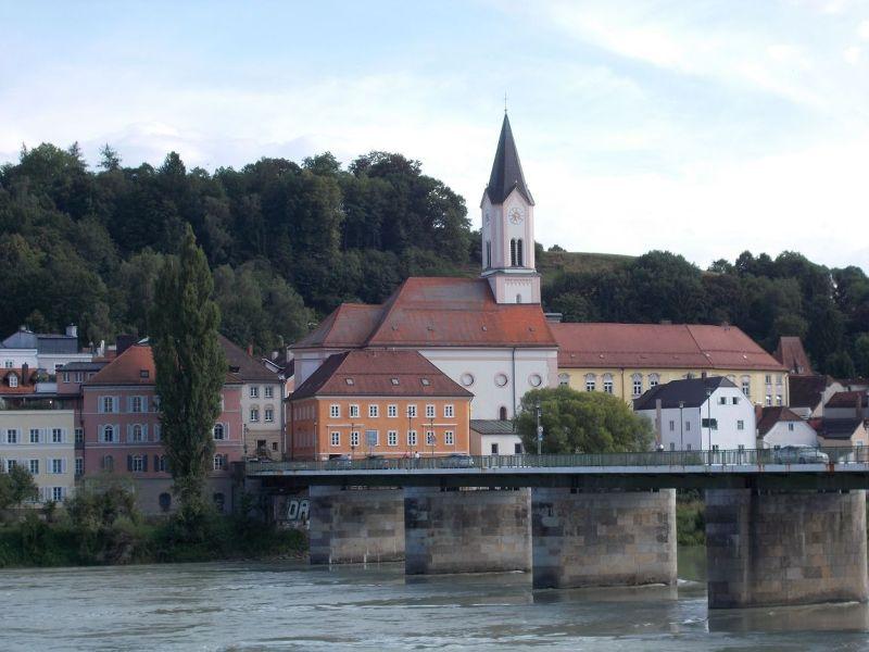 The Pilgrimage Church Of Mariahilf