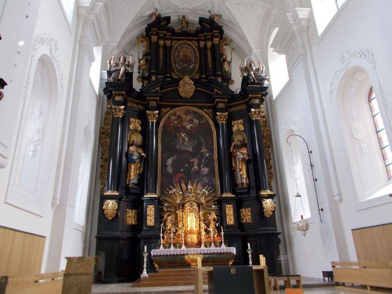The Parish Church Of St Paul