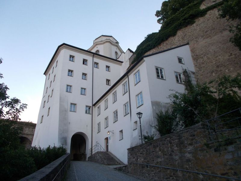 The Veste Oberhaus