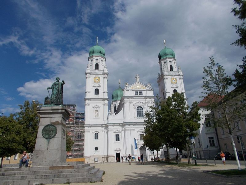 The Cathedral Of St Stephan