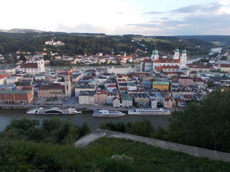 Views From Veste Oberhaus
