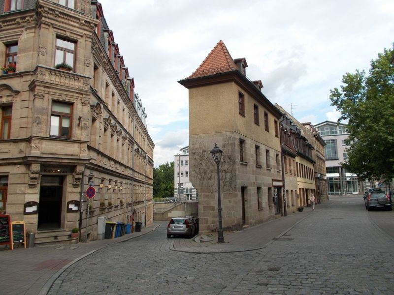 Old Town Near Town Hall.