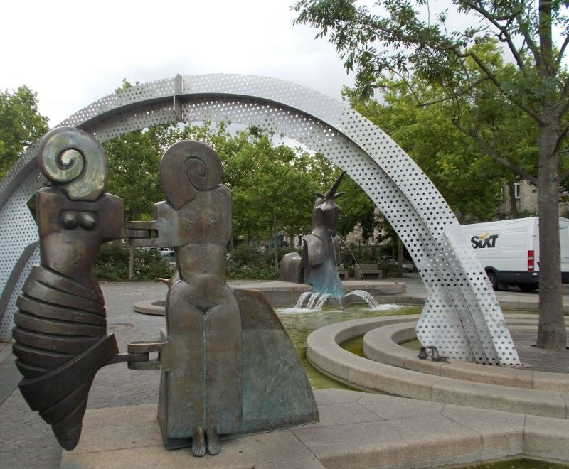 The Paradise Fountain
