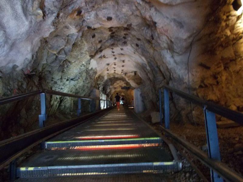 Tunnels. - Graz