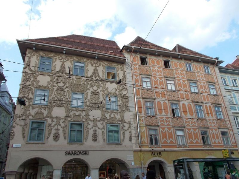 Luegg Houses - Graz