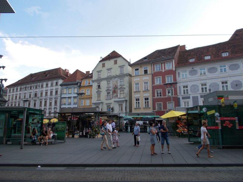 Market - Graz
