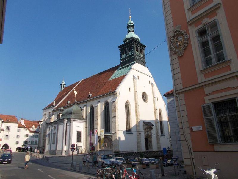 Graz Cathedral - Graz