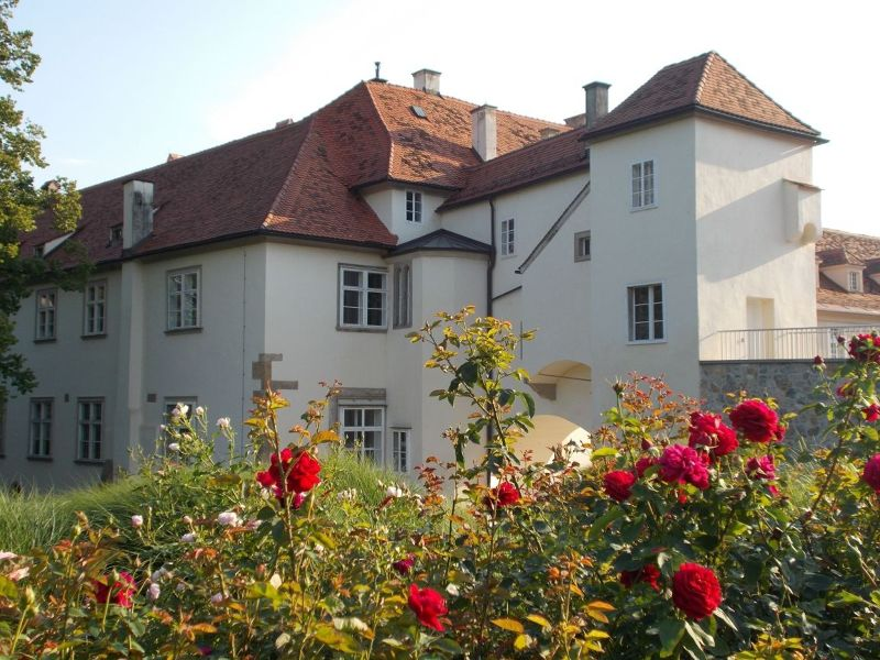 From the Burg Garden - Graz