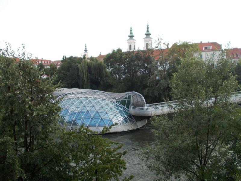 The Mur Insel - Graz