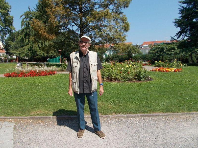 Volksgarten - Graz