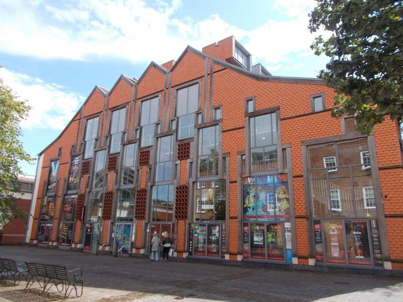 The Garrick Theatre. - Lichfield