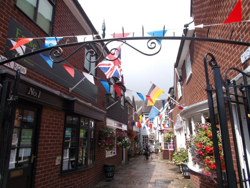 Tudor Row - Lichfield