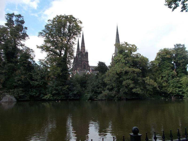 Minster Pool - Lichfield