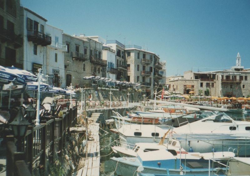 Girne Or Kyrenia Harbour Continued