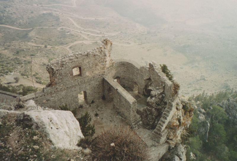 Kantara Castle - Cyprus