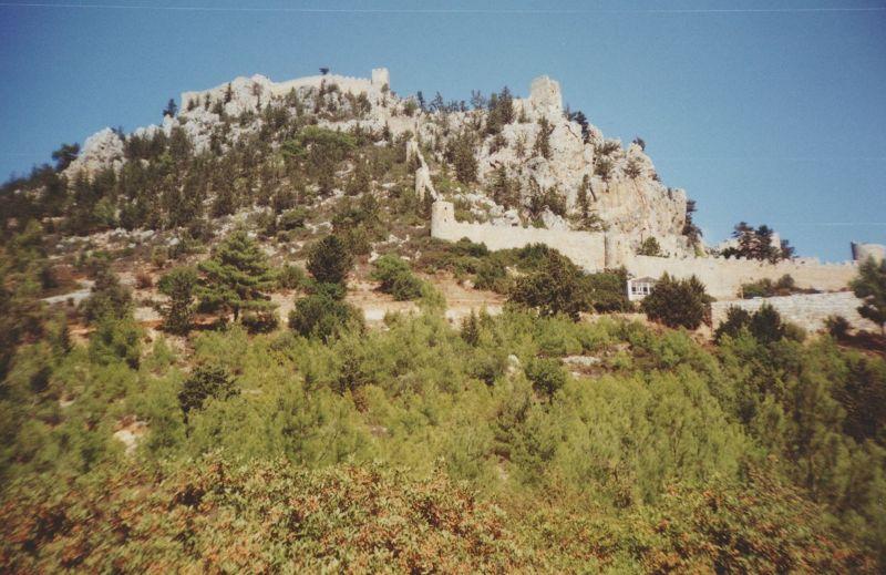 St Hilarion Castle - Cyprus