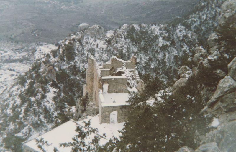 Buffavento Castle. - Cyprus