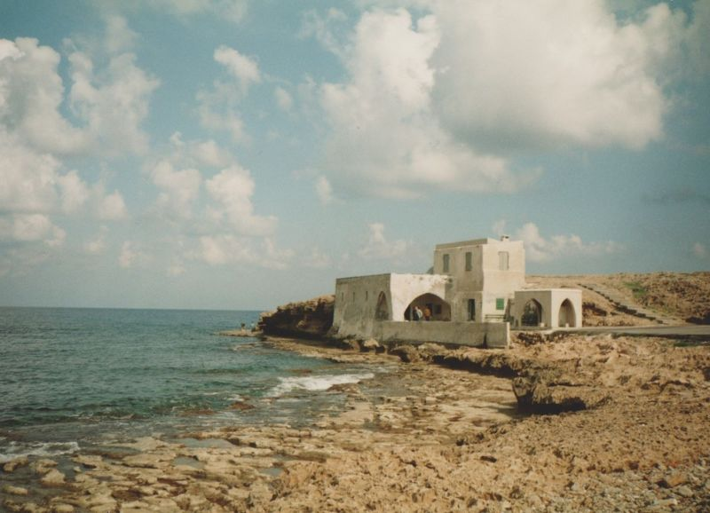 Hazreti Ömer Türbesi - Cyprus