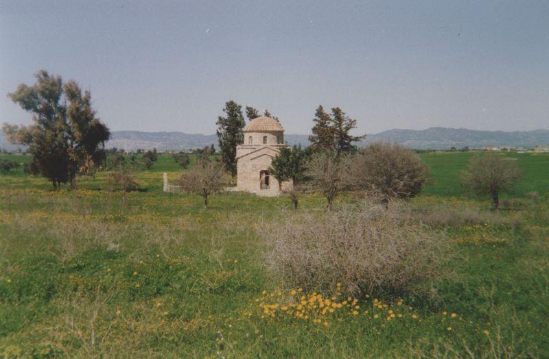 The Tomb of  Saint Barnabas - Cyprus