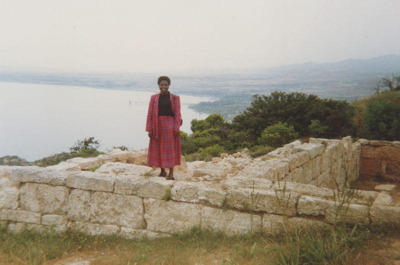 Vouni Palace - Cyprus