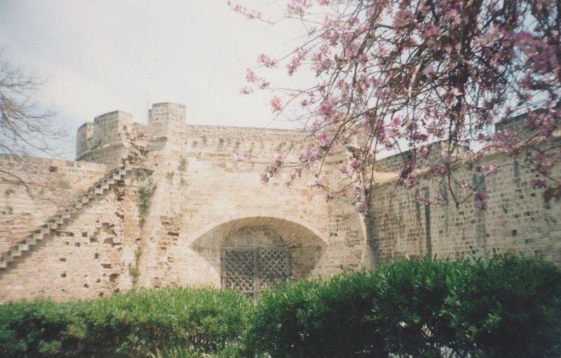 Famagusta -The Sea Gate. - Cyprus