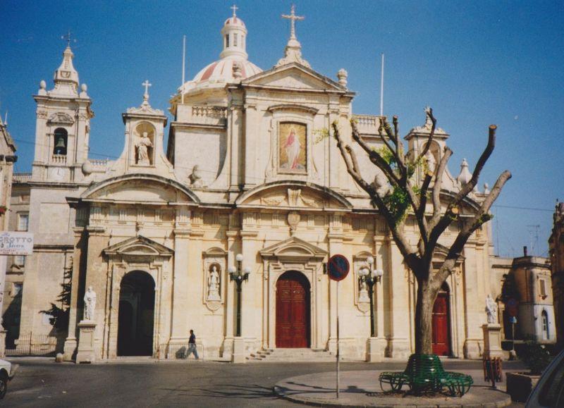 Mdina And Rabat.