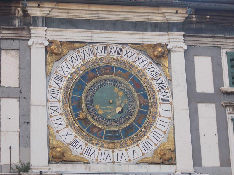 Astrological Clock - Brescia