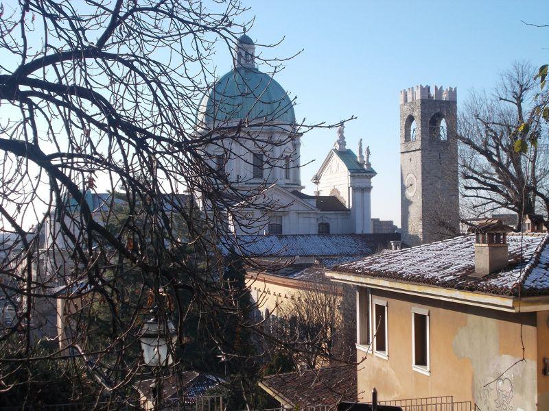 The New Cathedral. - Brescia
