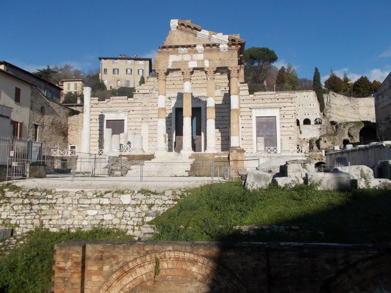 Roman Remains - The Temple