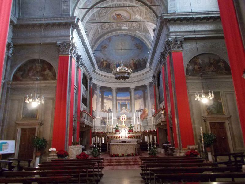 The Parish Church Of S. Andrea: