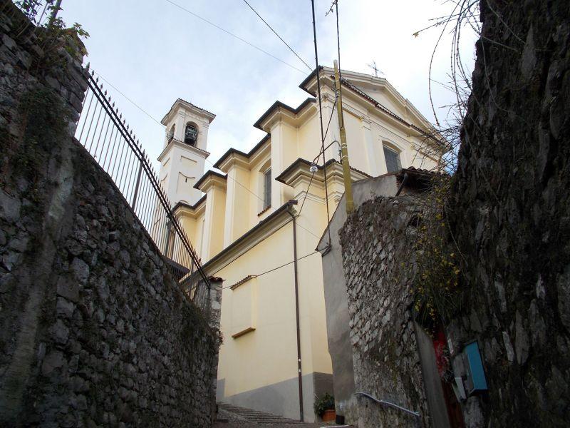 Peschiera Maraglio - The Church
