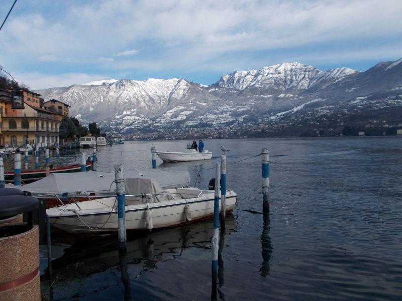 Peschiera Maraglio - The Waterfront.