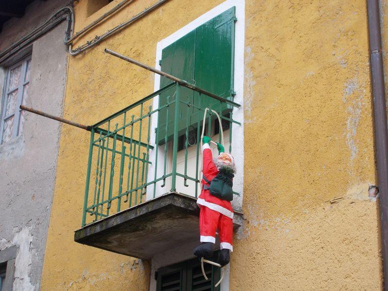 Christmas On Peschiera Maraglio