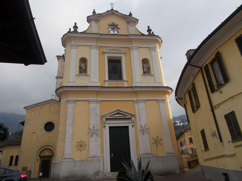 Sulzano Church