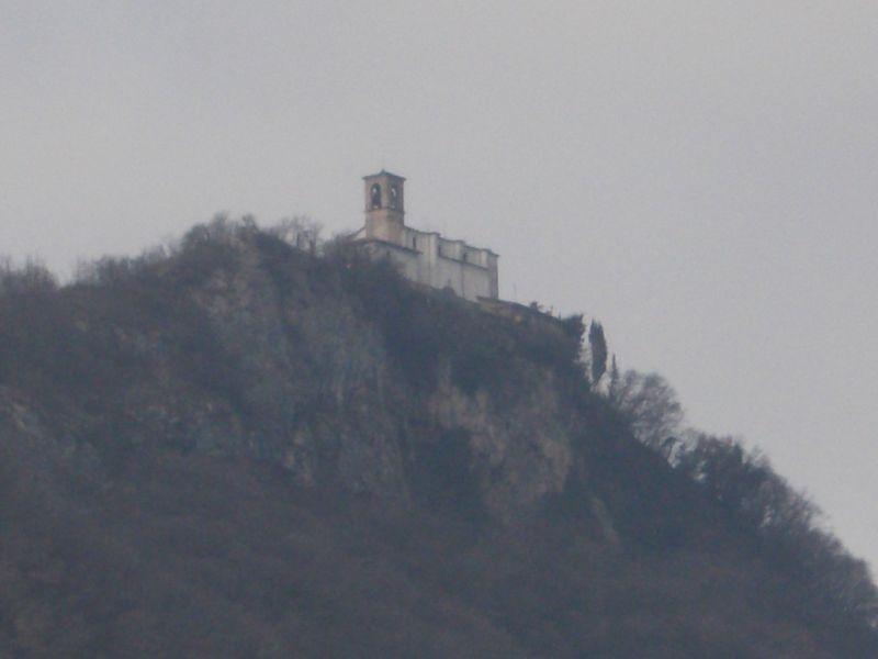 The Madonna Della Ceriola Sanctuary