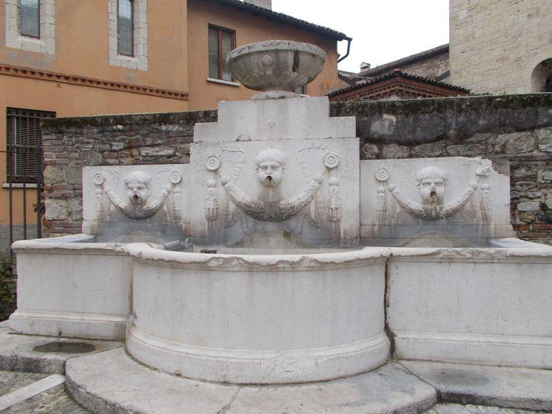 Fountains of Brescia.