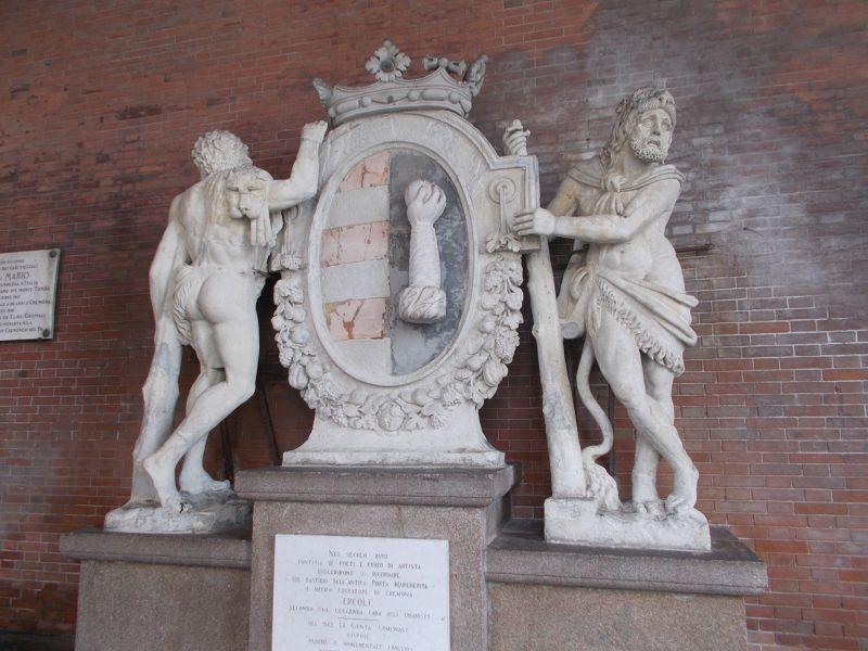 The Loggia Dei Militi