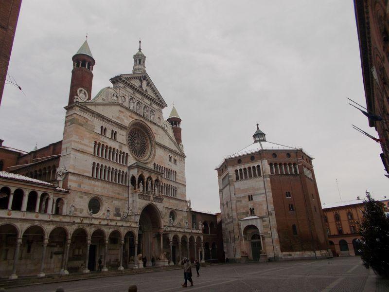 The Piazza Del Comune