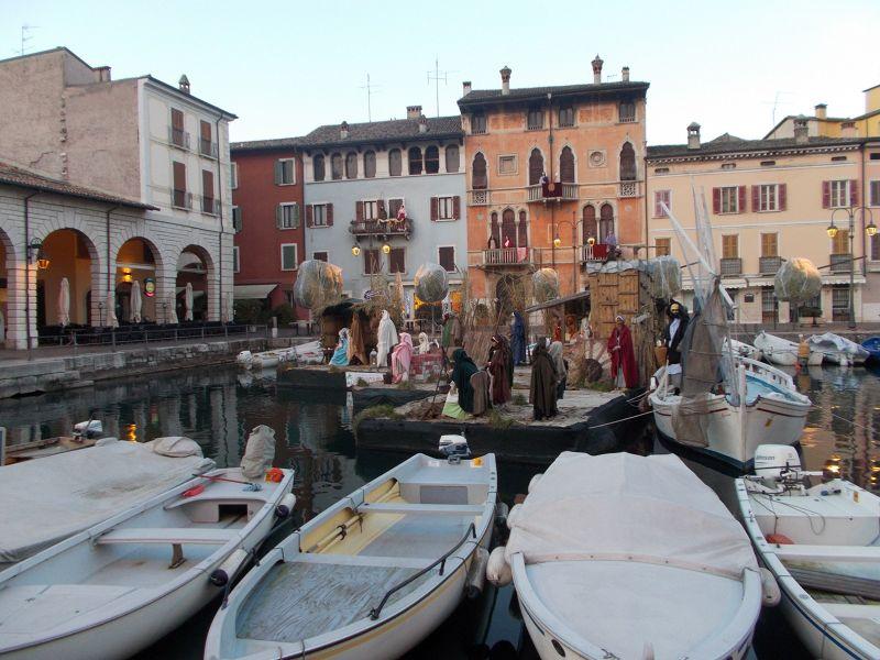 Desenzano Harbour - Lago di Garda