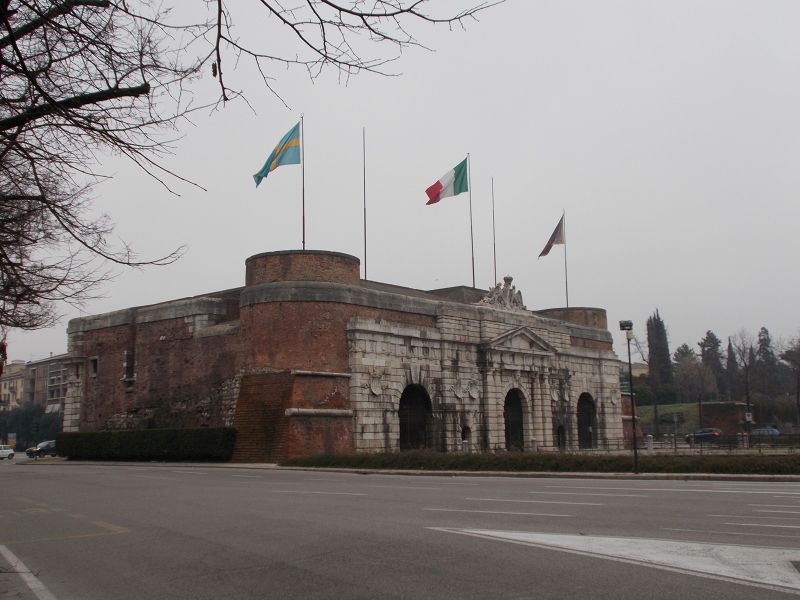 Porta Nuova. - Verona