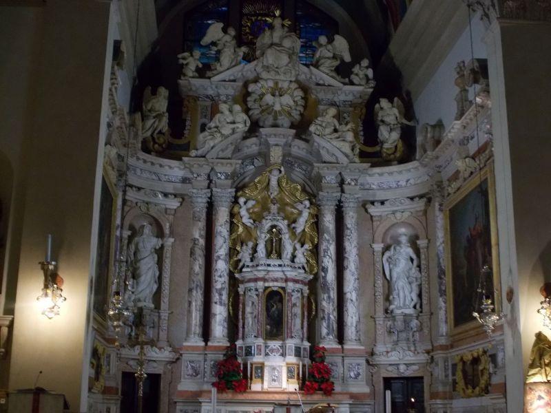 The Church Of San Luca Evangelista