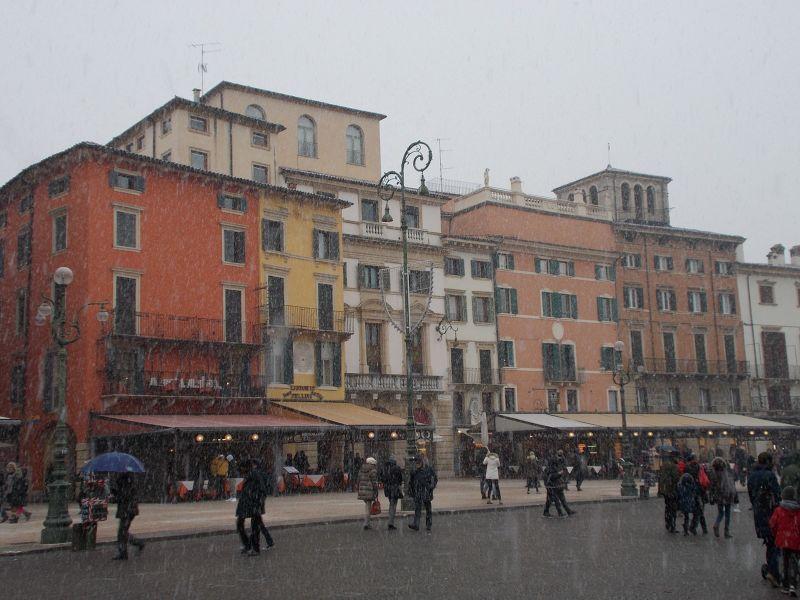 Piazza Bra - Verona