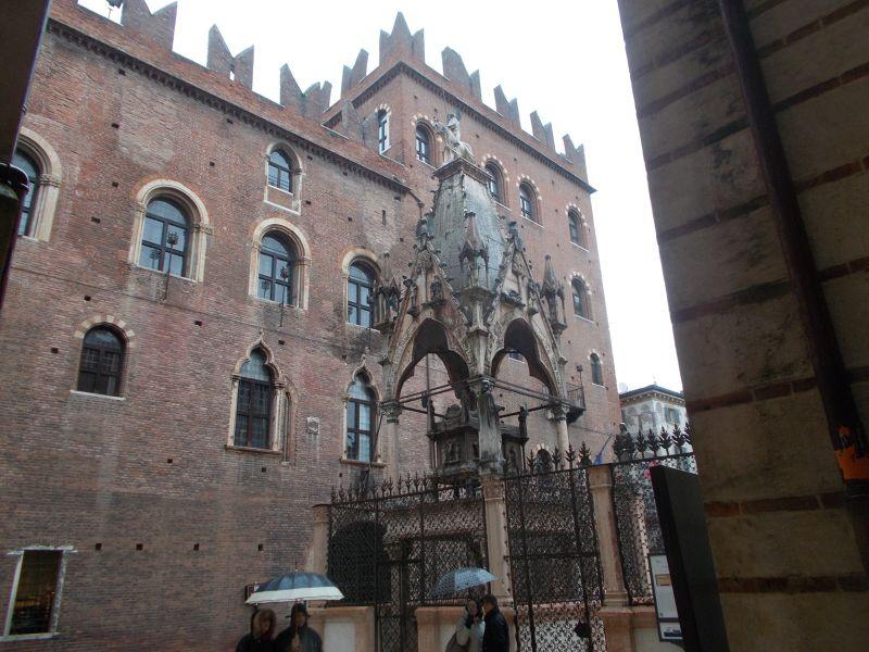 The Scaliger Tombs - Verona