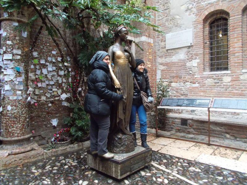 Juliet's House - Verona