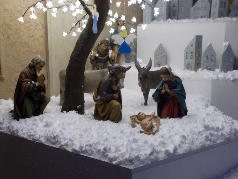 Duomo Nativity Scene. - Verona