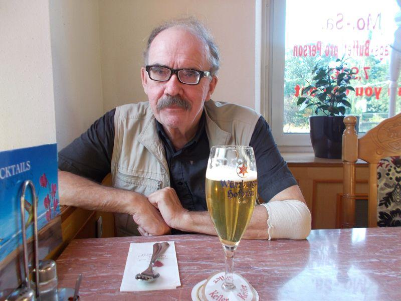 Beer should have been colder - Würzburg