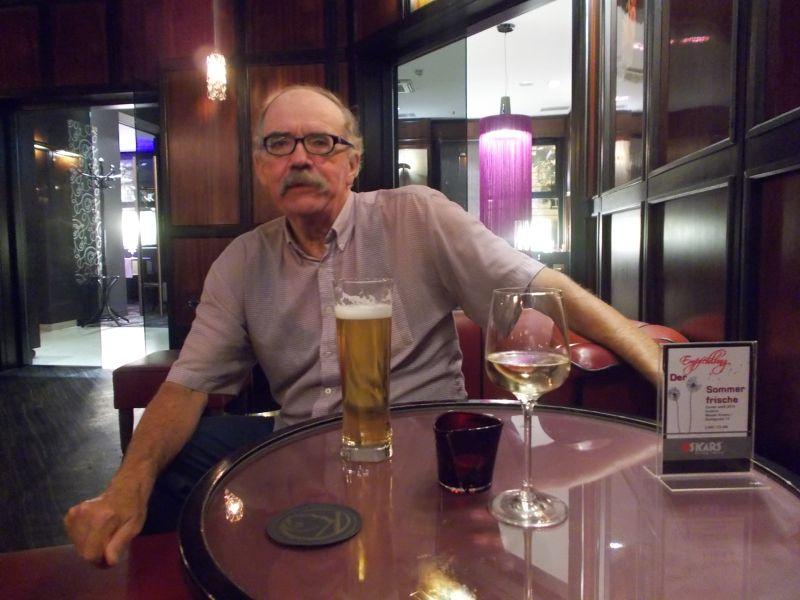 Oskar's Bar, Hotel am Konzerthaus. - Vienna