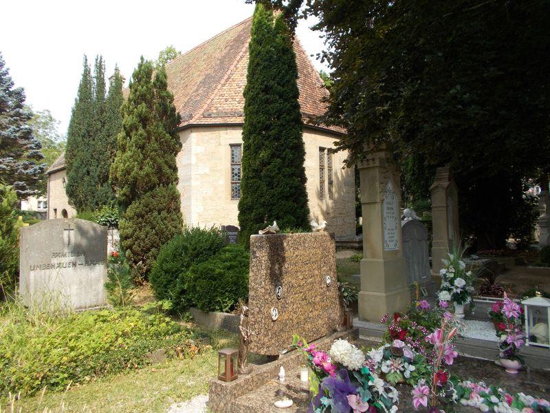 Cemetery - Rothenburg ob der Tauber