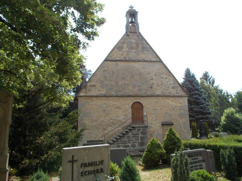 - Cemetery Rothenburg ob der Tauber